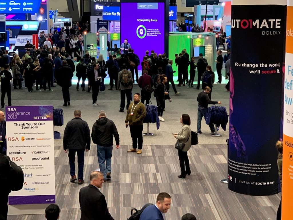 Best of RSA 2019 – A First-timer's Perspective