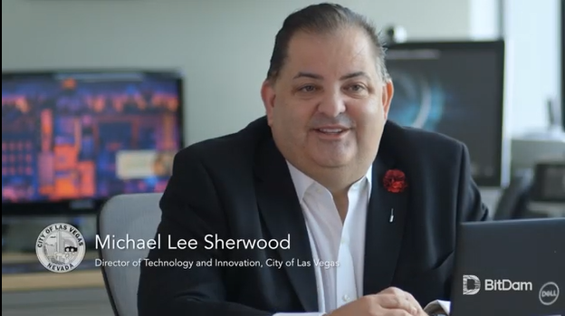 Customer Interview: Michael Lee Sherwood, The City of Las Vegas