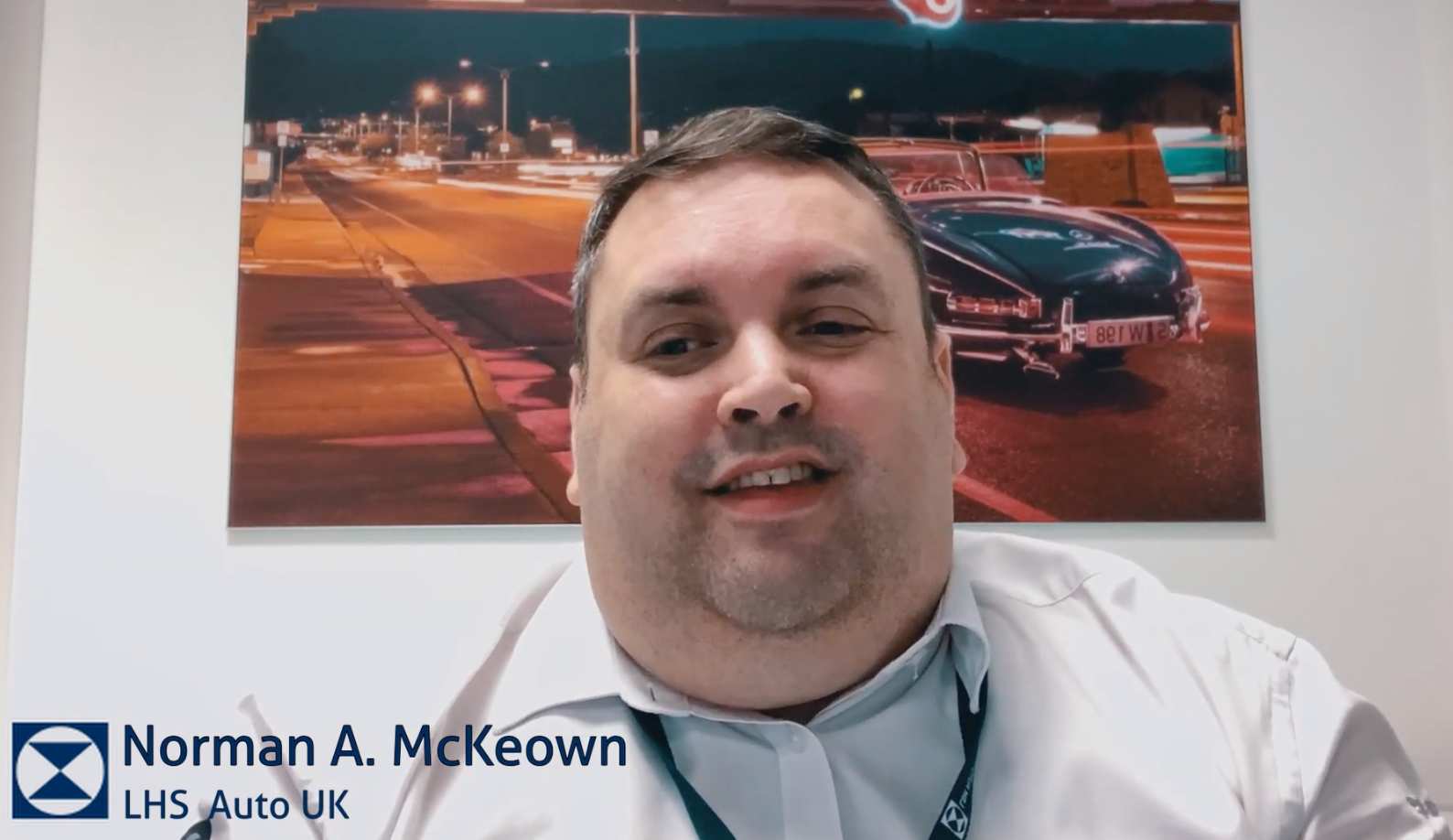 Norman McKeown, LSH Auto UK on BitDam Office365 Email, OneDrive and MS Teams